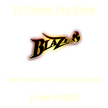 10 Person Fire Show